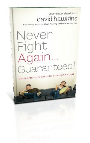 Never Fight Again...Guaranteed